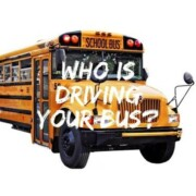 Who's driving your bus?